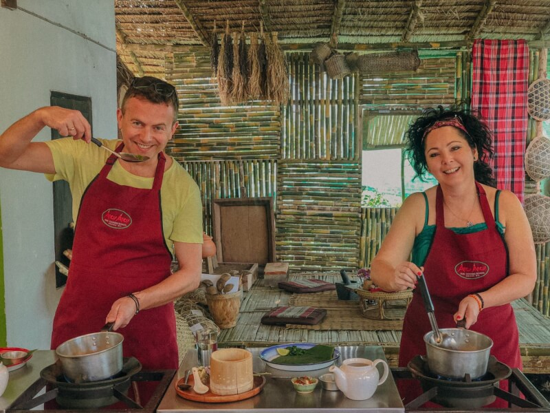 Aroy Aroy Thai Cooking School Chiangmai