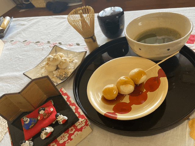 Let\' drink  Macha (Tea ceremony  experiense)and
