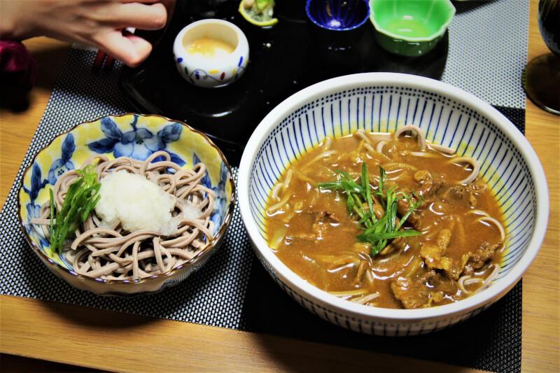 Handmade soba