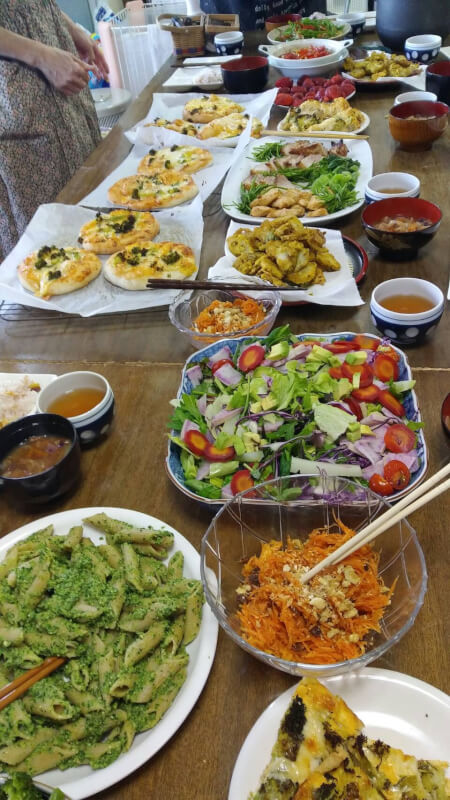 Japanese traditional home cooking class