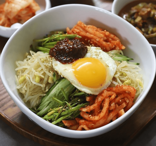 Let's cook 2 Korean soul foods - any 2 out of Bibimbap, Gimbap, and Kimchi jjigae / Let's learn