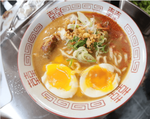 Ramen Making & Selected Souvenir