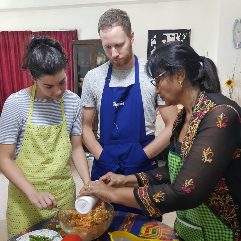 The Online Indian Food Trail
