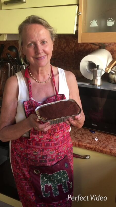 Tiramisù, the best dessert in the world- Online Cooking Class