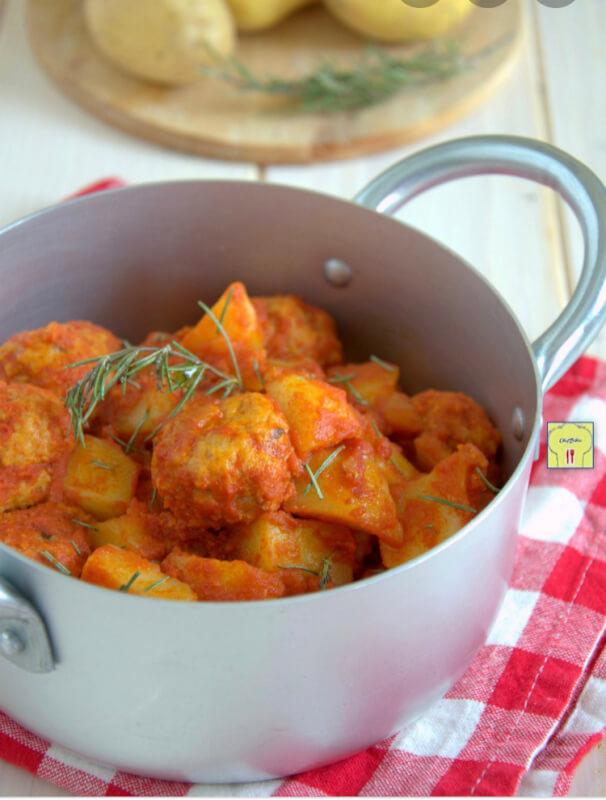 Meatballs from Bologna! Online class!