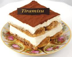 online Tiramisù cooking class directly from Italy