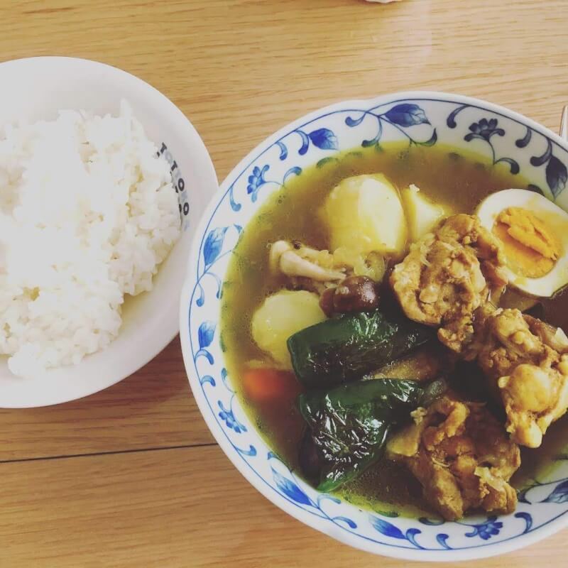 Sorry, closed now. Online 'Soup Curry' cooking class from Hokkaido to the world