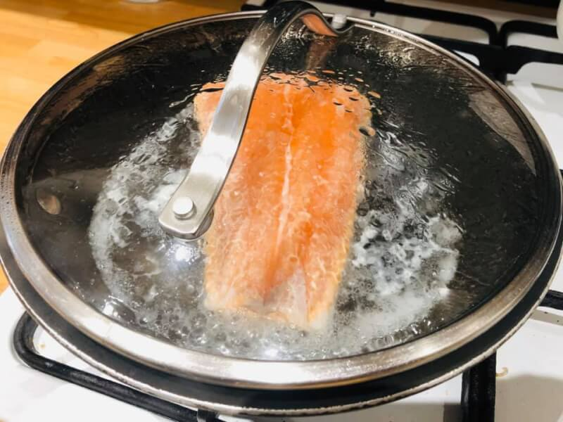 *Online lesson - Salmon 2 way Teishoku set! 
