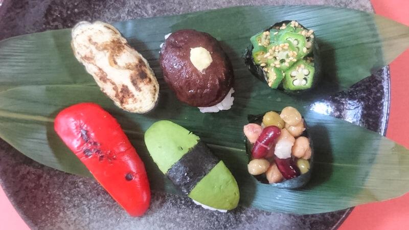 ONLINE | VEGAN SUSHI Cooking Class for Intermediate/中級者向け「ビーガン寿司」料理教室
