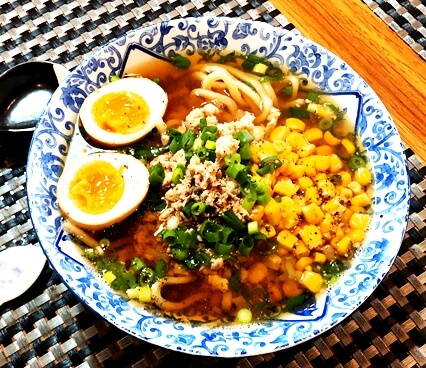 【ONLINE RAMEN FROM SCRATCH】【JST9:00am-/12:00pm-】Dancing On The Dough To Make Japanese Ramen!