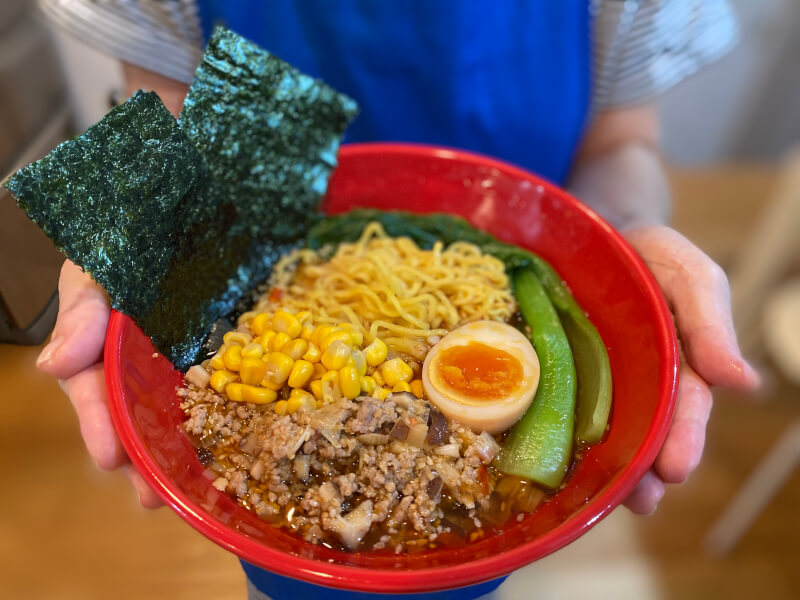 Making Miso Ramen from scratch with a pasta machine (Online Class)