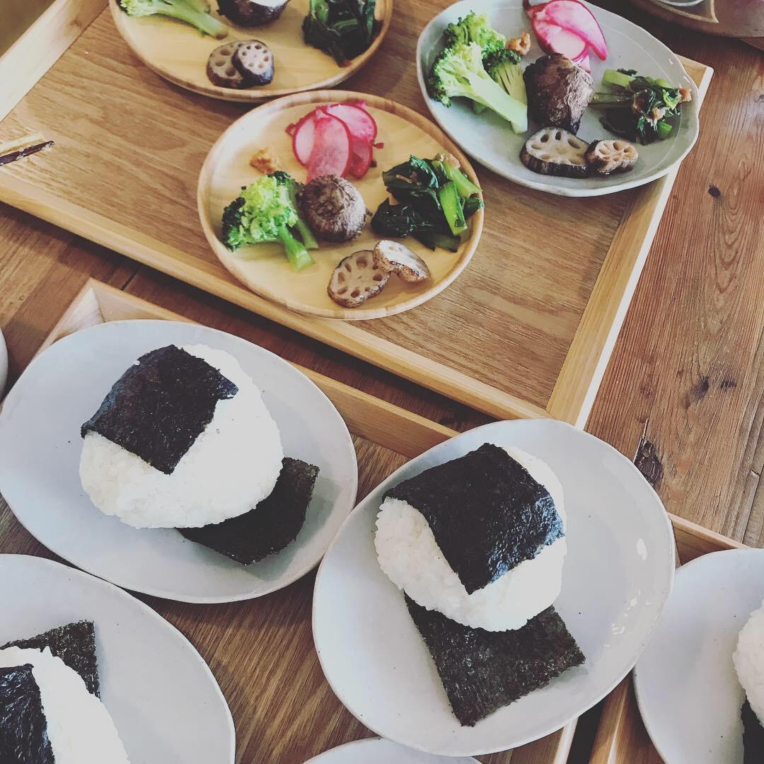 Home cooking in Japan.Vegetarian, vegan compatible
