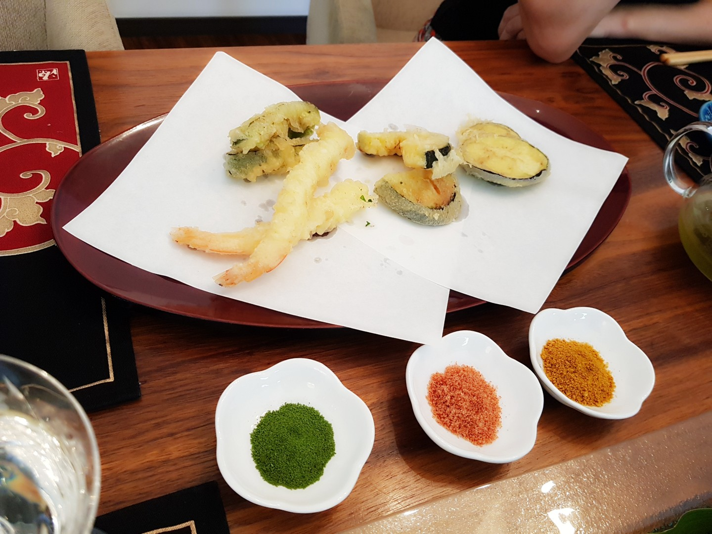 Tempura and Nimono Cooking Class