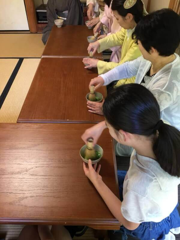 Experience Matcha ~Japanese tea ceremony~