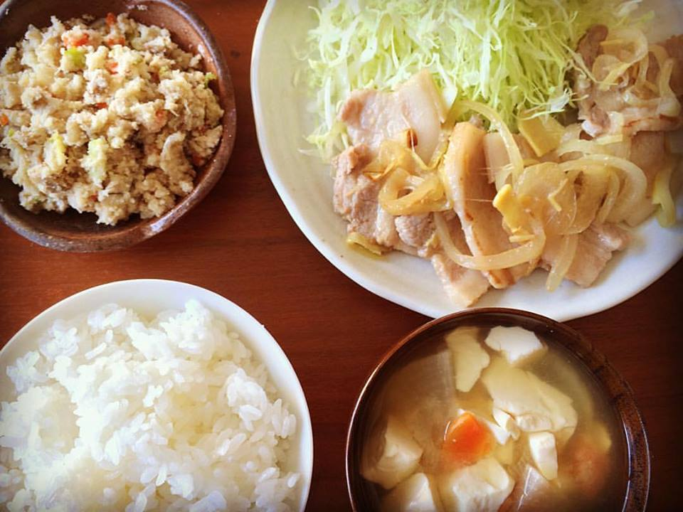 Let's cook home style of food with local chef sato!(10:30AM-1PM)
