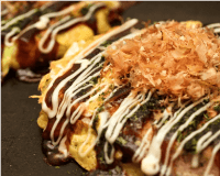 Okonomiyaki 6 cooking classes