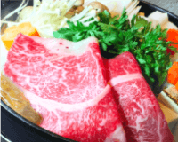 Sukiyaki 2 cooking classes