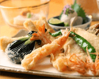 Tempura 12 cooking classes