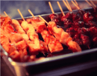 Yakitori 4 cooking classes