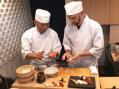 How to Make Nigiri Sushi