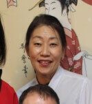 host-Shirley Mayumi