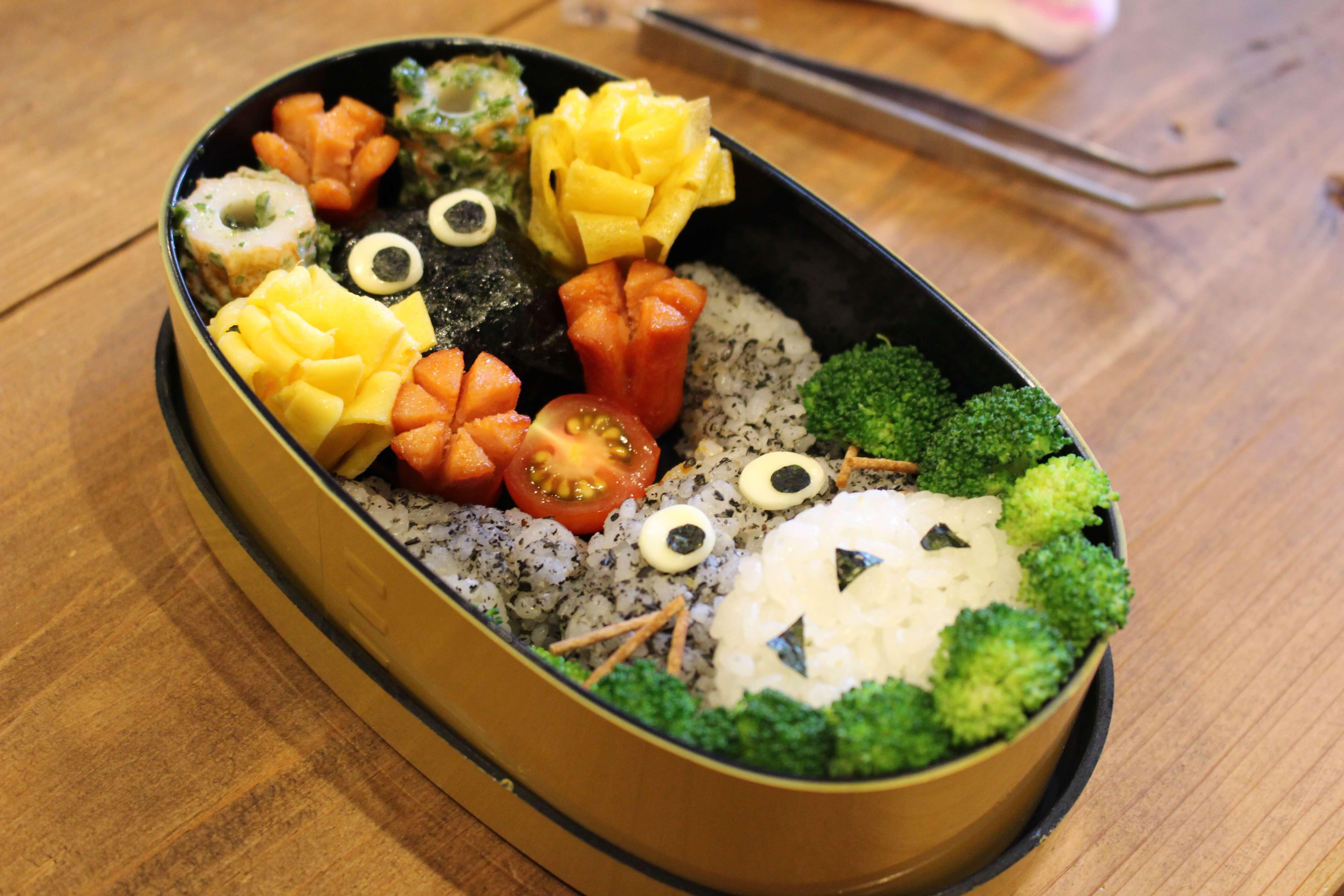 【airKitchen】料理を通して世界とつながる  -Rinaさんのキャラ弁教室-