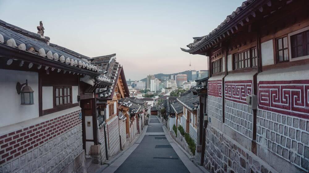 ソウル北村韓国屋